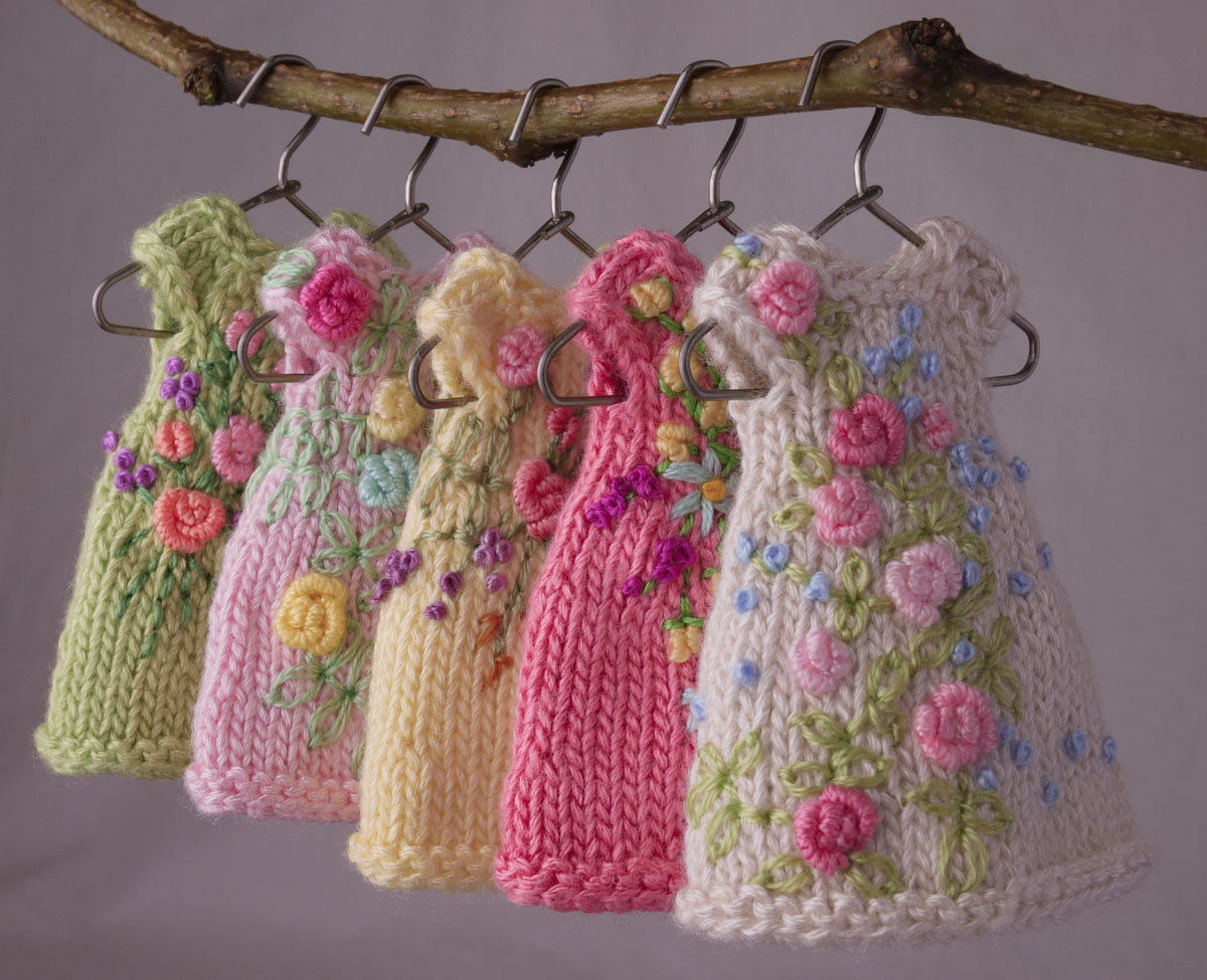 Amelia Thimbles Everlasting Garden Dresses Cindy Rice Designs