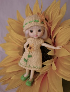 little sunflower 115