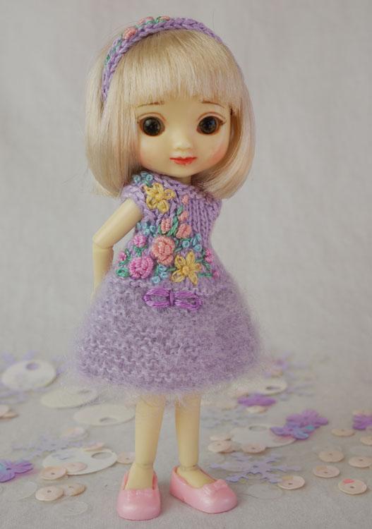Bitsy party dress 935