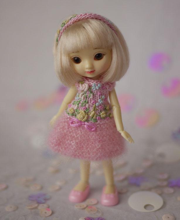 li'l party dress 692