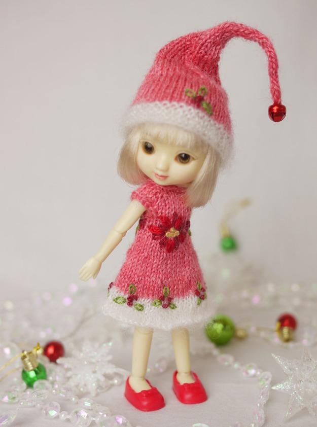holiday spirit elf note