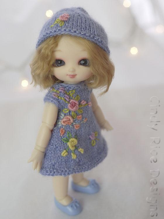 blue skies & roses 531