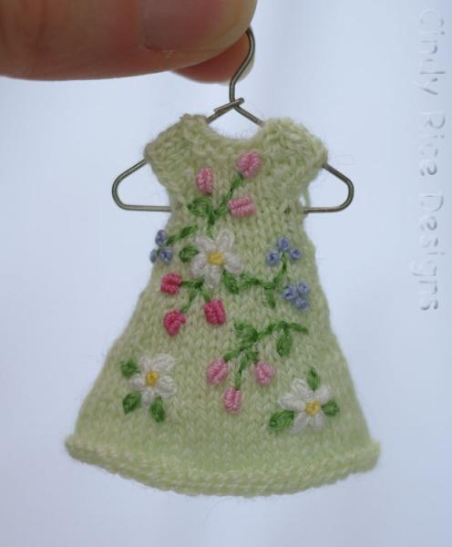 flowery mint 194