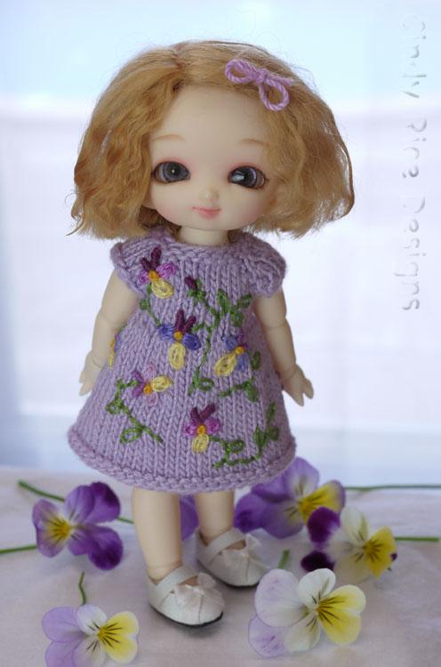 sweet li'l viola 505