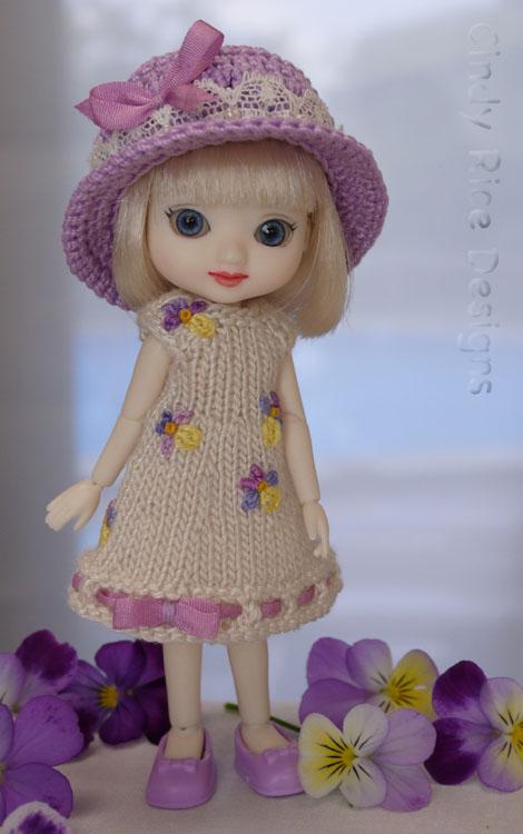 violas & violet 548