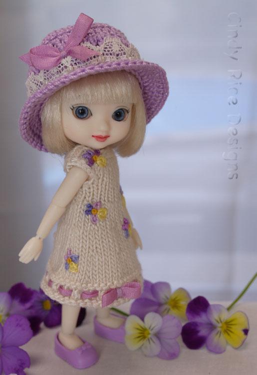 violas & violet 553