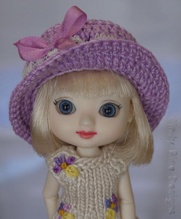 violas & violet 558