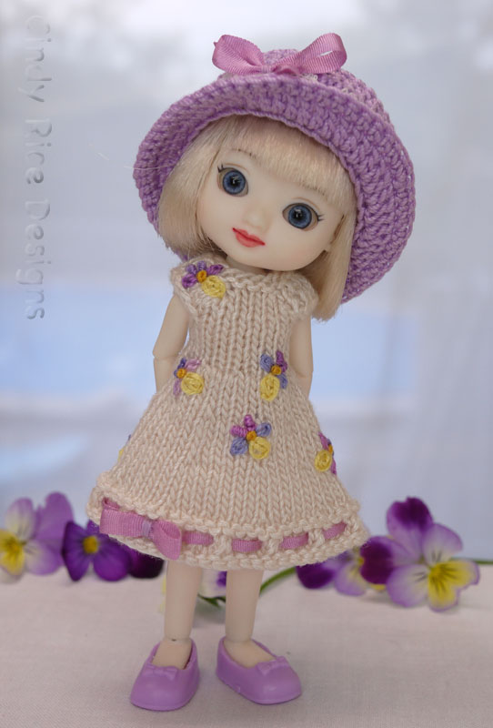 violas & violet 564