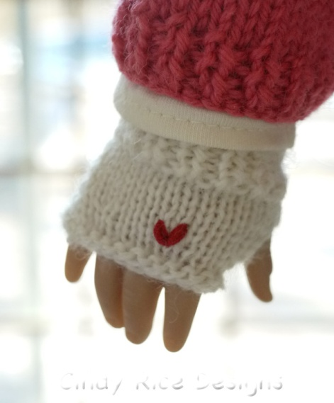 ag mitts 203