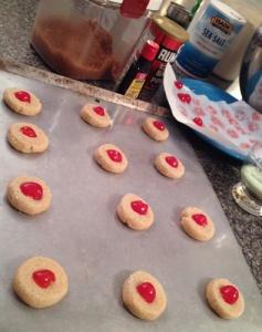 baking cookies 1501
