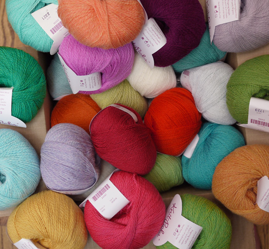 yarn 768