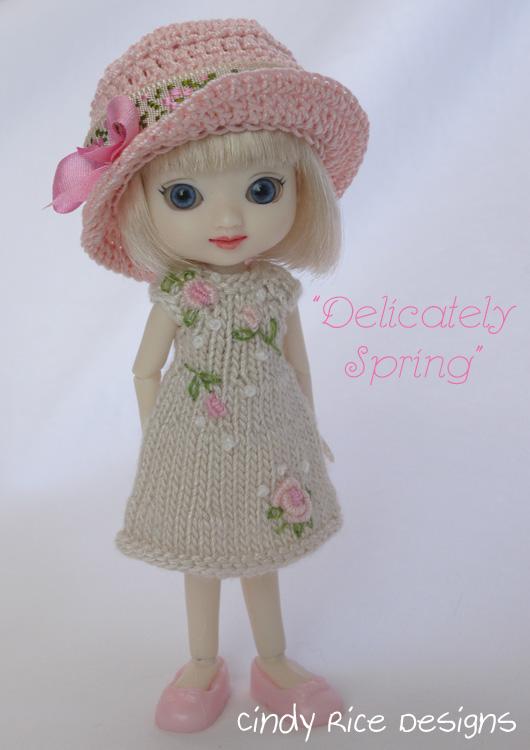 delicately spring 786