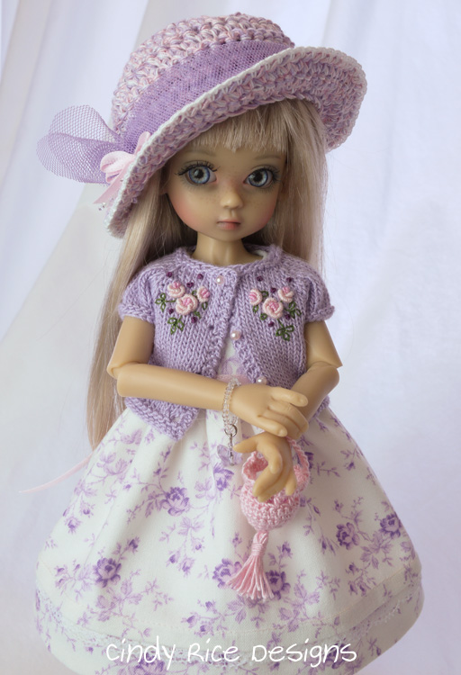 little lady in lilac 222