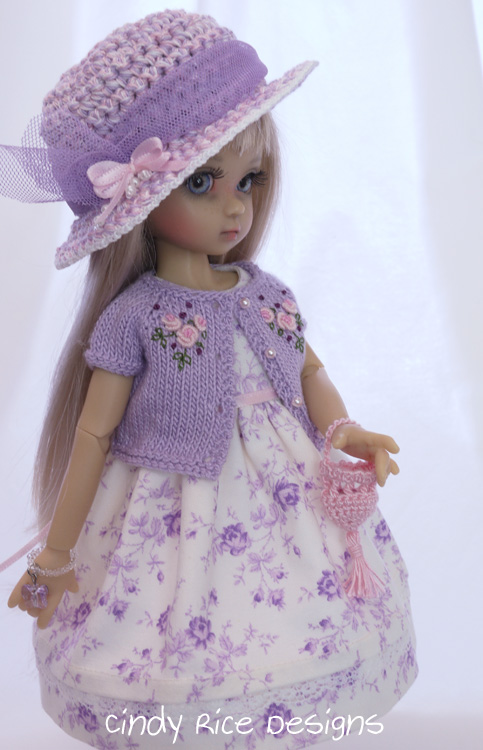 little lady in lilac 230