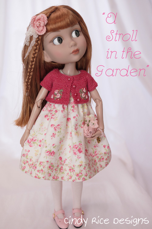 a stroll in the garden 755