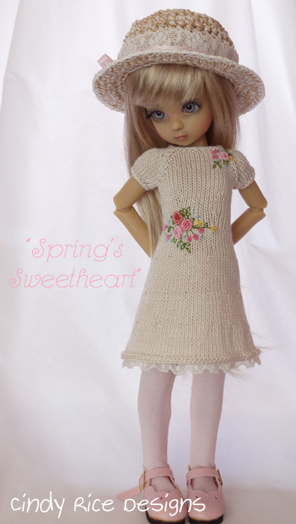 spring's sweetheart 607