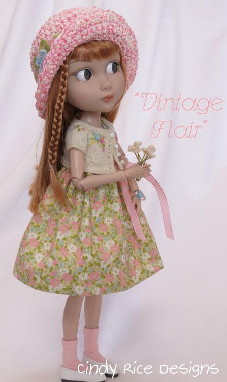 vintage flair 407