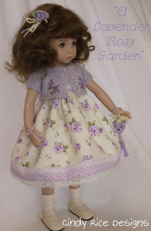 a lavender rosy garden 905