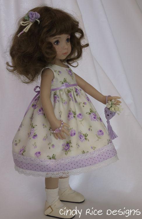 a lavender rosy garden 917