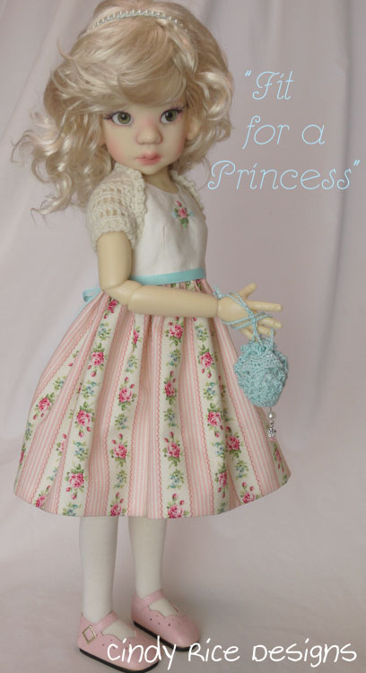 fit for a princess 164