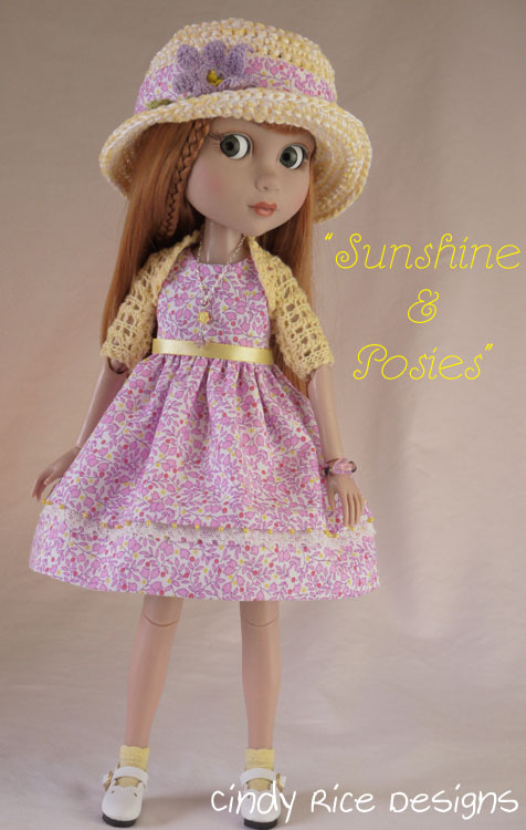 sunshine & posies b 414