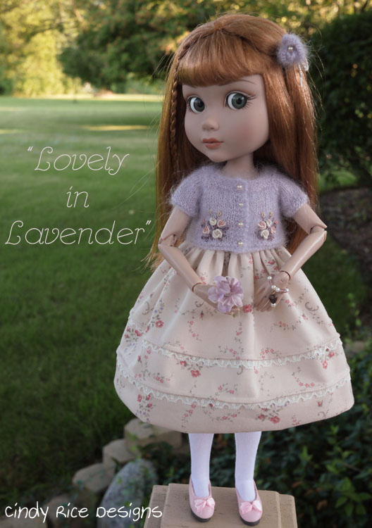 lovely in lavender 169