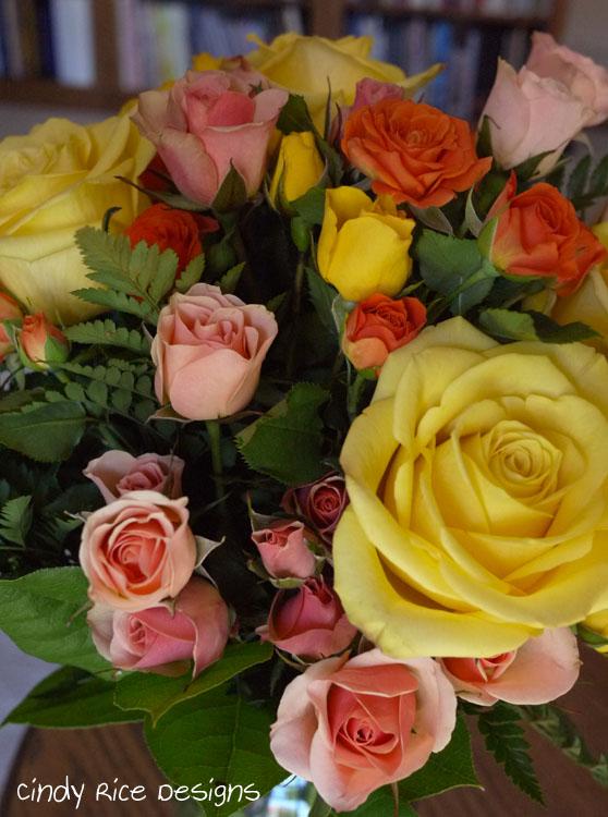 anniversary roses 659