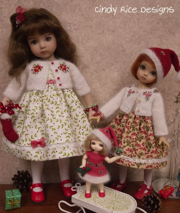 christmas gina millie sugar 542