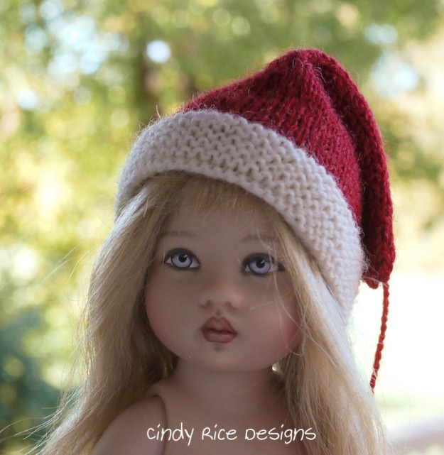 christmas riley santa hat 653
