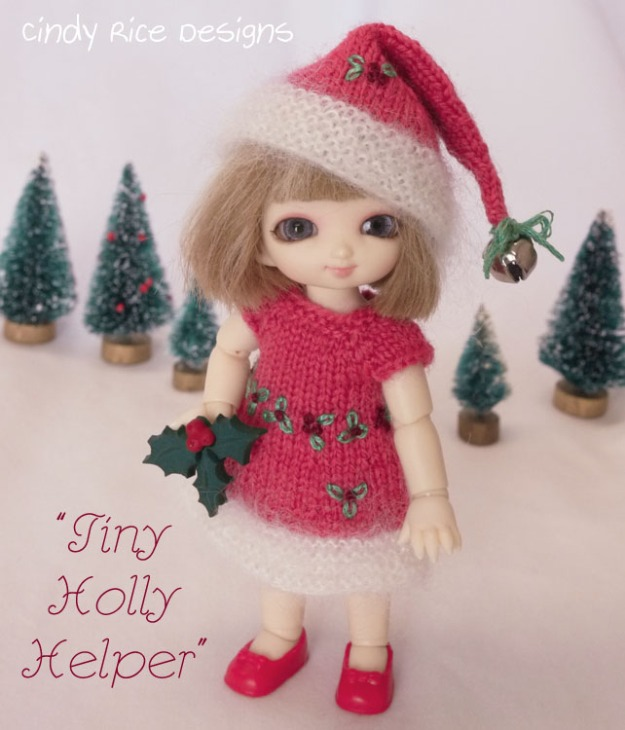tiny holly helper b 668