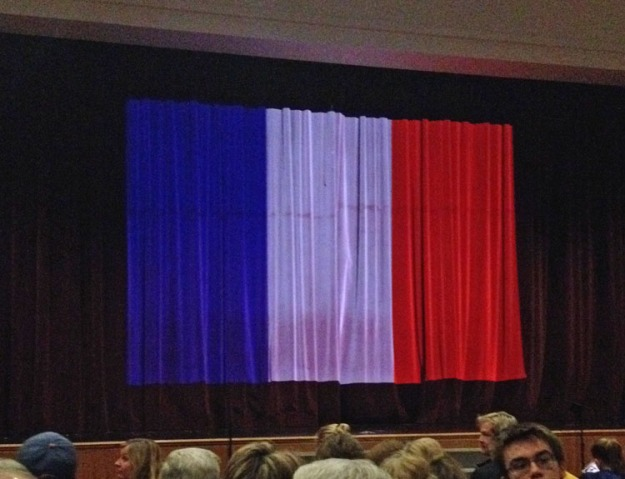 french flag stage 2211