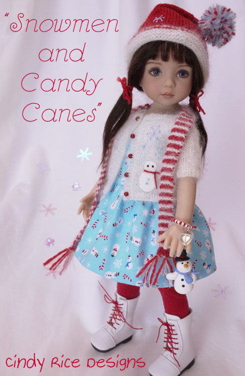snowmen and candy canes 401