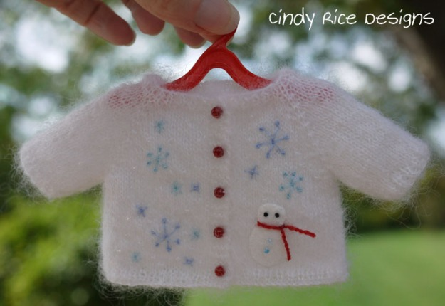 snowmen and candy canes 465