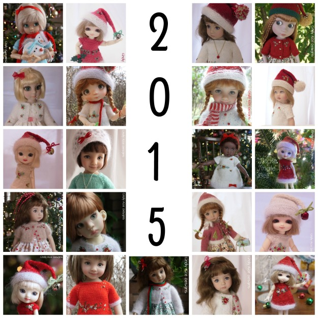 2015 Christmas Collection Collage