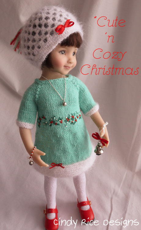 cute 'n cozy christmas b 544