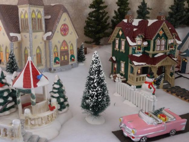 snow village 455