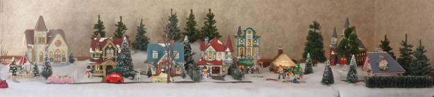 snow village 456