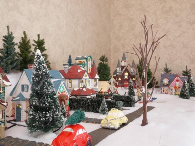 snow village 457