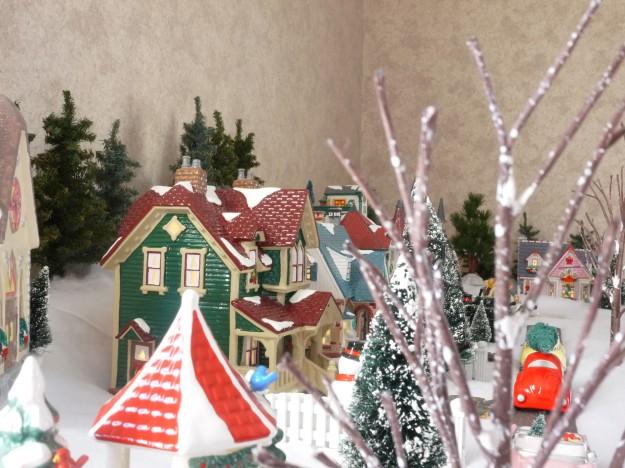 snow village 459