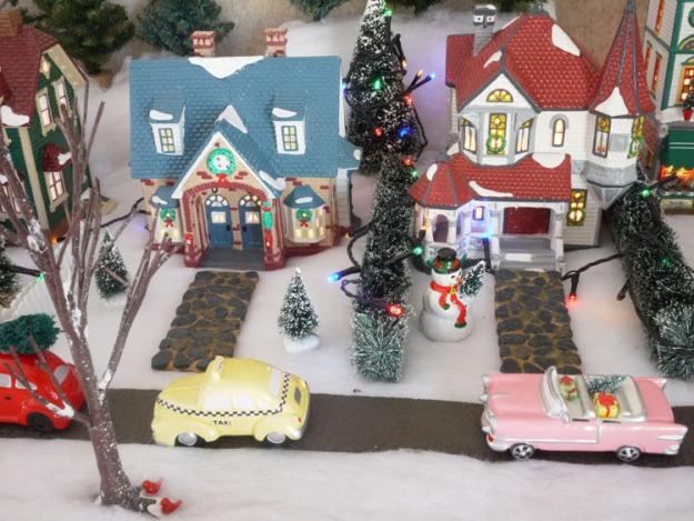 snow village 478