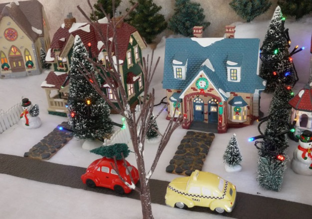 snow village 480