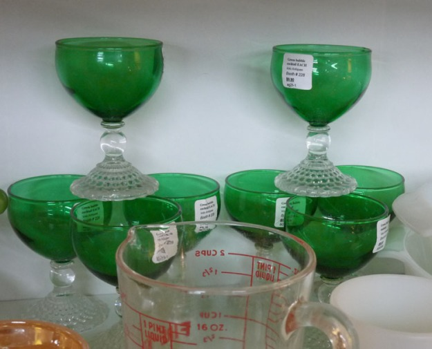 volo antiques glass 553