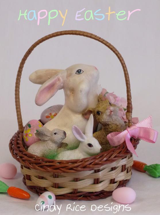 easter bunnies 507