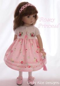 rosey princess 763