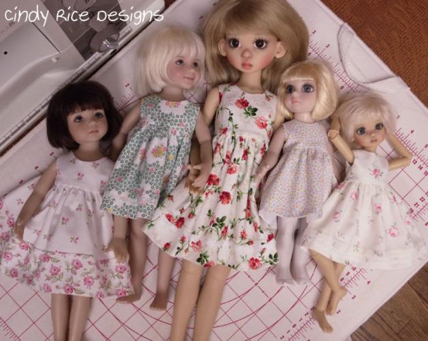 5 in dresses 847
