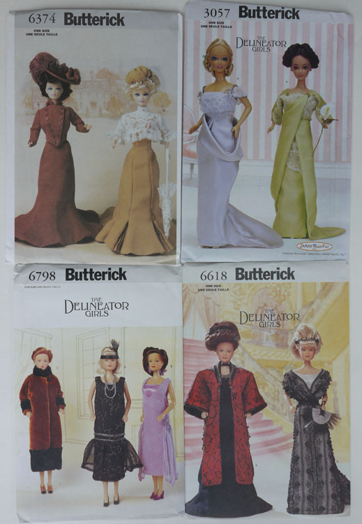 butterick delineator girls patterns 237