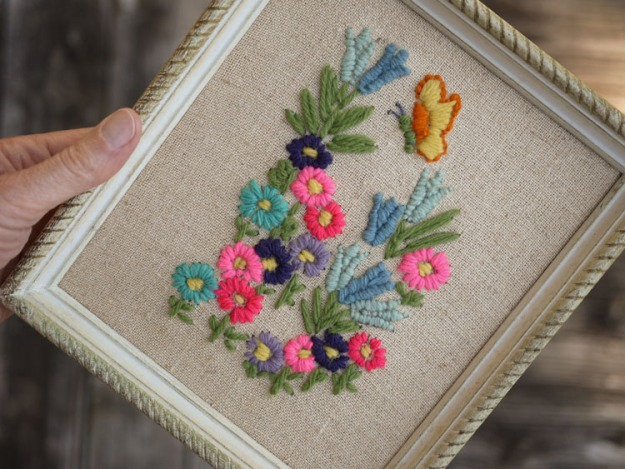 childhood needlework 175