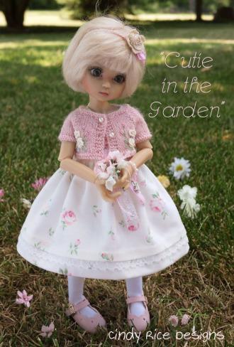 cutie in the garden 373