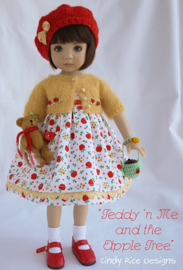 teddy-n-me-and-the-apple-tree-567