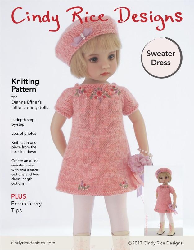 LD sweater dress pattern p1